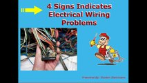 Signs Electrical Wire Problems - Elcolem Electrical Contractors Toronto