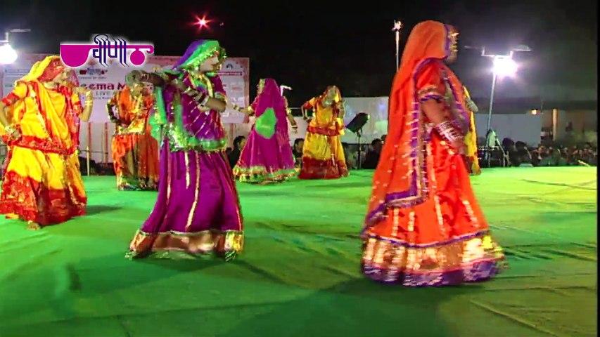 Rajasthani Ghoomar Dance Song Original (HD) _ Best Rajasthani Folk Song Ever _ Seema Mishra Live