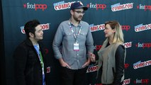Cartoon Network Anything New York Comic Con Fan Questions Answered | Cartoon Network