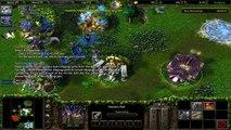 Warcraft 3 ROC - Night Elf Bonus - Changing the Story