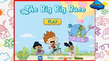 My Big Big Friend Game Video - The Big Big Race Episode - TreehouseTV Kids Games