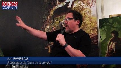 """Jon Favreau : """"Aucun animal réel n'a joué dans le Livre de la jungle"""""""