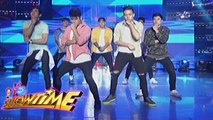 "It's Showtime: Hashtags dance to ""Dazed and Confused"""