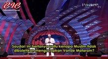 Muslim Dilarang Mengucapkan atau Menyanyikan Vande Mataram | Dr Zakir Naik Sub Indo