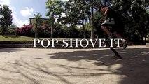 Tuto 2: Le Shove-it et le Pop Shove-it HD