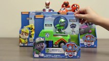 Paw Patrol Rockys Recycling Truck - Toy Review