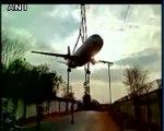 Un premier vol totalement raté pour cet A320