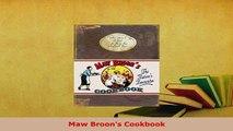 Download  Maw Broons Cookbook Read Online