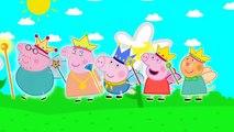 Peppa Pig Fairy 4 Finger Familly Nursery Rhymes Lyrics Video