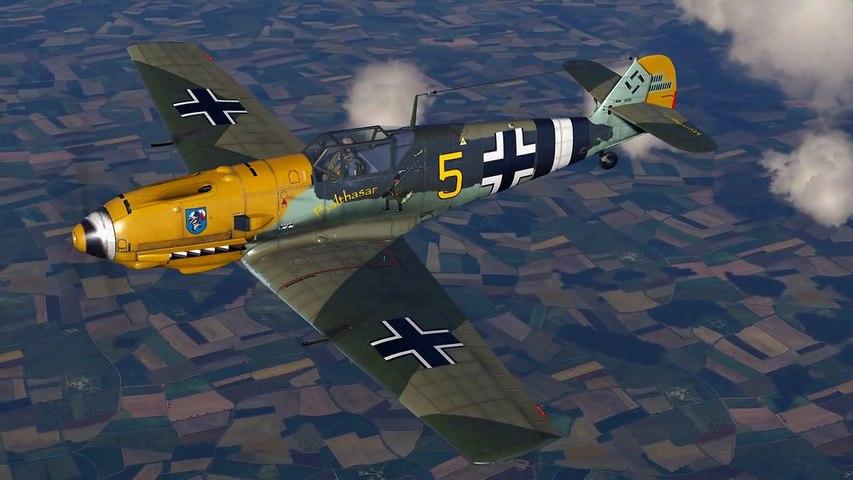 IL-2 Sturmovik: Cliffs of Dover - JG4's personal skins/paintschemes