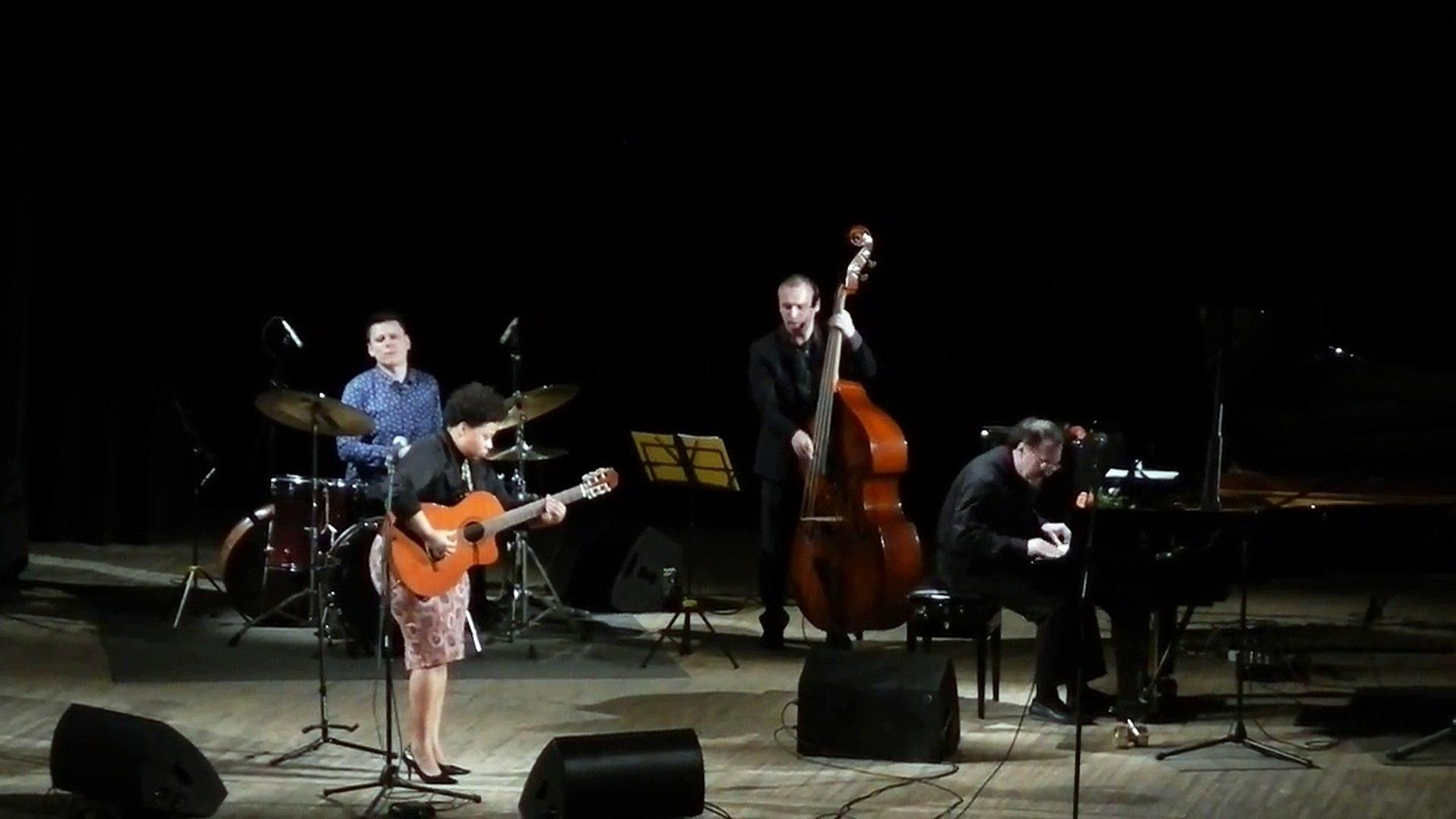 Вечер джаза с Даниилом Крамером «Lady in Jazz»: Надя Вашингтон и зал