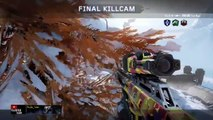 10 MINUTES OF THE BEST TRICKSHOTS KILLCAMS! Multi Call of Duty Sniper Montage!