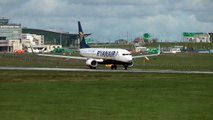 Ryanair B737-8AS - Fast Departure to London Stansted (Full 1080HD)