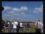 Dave Nadler Flies His Antares 20E Motor Glider at EAA Airventure 2010
