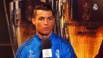 Quarts - Ronaldo : ''Nous sommes confiants''