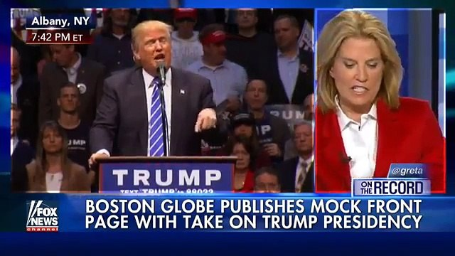Boston Globe Defends Its 'Unconventional New Approach' To Making Up The News