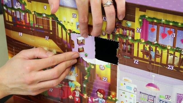 Surprise Toys ADVENT CALENDAR DisneyCarToys 24 Days of Christmas Barbie Lego Shopkins Polly Pocket 5