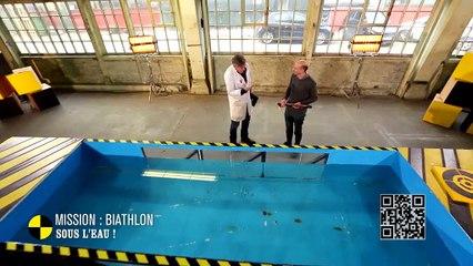 EM172 Mission : biathlon sous l'eau !