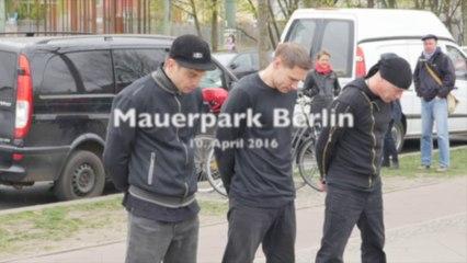 10. April 2016 Mauerpark Berlin