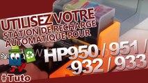 Nouvelle Station De Recharge Automatique Encros Pour HP950 et HP951 + HP932-HP933