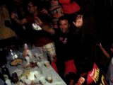 Brasil Recife Pernabuco Cori dei catanesi e dei tifosi dello sporting recife contro i  palermitani