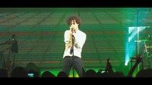 Michaël Gregorio en concertS debout (19 mars 2015)