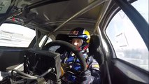 Sébastien Loeb : Vidéo du test rallycross avec la Peugeot 208 WRX !