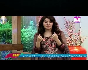Sitaray Ki Subha with shaista lodhi in HD – 12th April 2016 Part 1