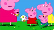 Peppa Pig Little George burping so funny | Little Baby Alexander burping