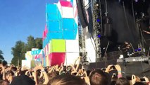 Years & Years - Shine live @ Zurich OpenAir Festival - Switzerland 2015