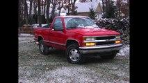 Chevrolet Silverado Pickup 1995 1996 1997 Factory Service Repair Manual