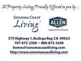 1230 Bay View Street, Bodega Bay, CA