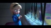 La Reine des Neiges Je voudrais un bonhomme de neige