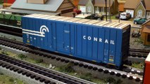 My Norfolk Southern Heritage - Penn Central/Conrail Train