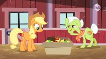 My Little Pony Friendship is Magic Apple Family Reunion (Clip 1) - The Hub