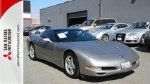 Used 1999 Chevrolet Corvette San Rafael San Francisco, CA #11984A