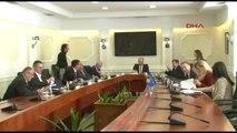 Mogherini ve Hahn İstikrar ve Ortaklık Anlaşması?nın Denetlemek İçin Kosova?ya Geliyor