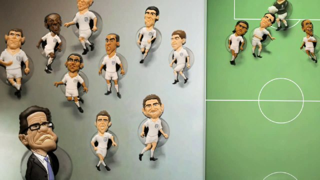 England v Germany - who would you pick if you were Fabio Capello?