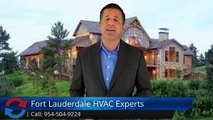 Fort Lauderdale HVAC Experts  Remarkable Five Star Review by Frank F.