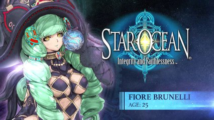 Fiore Spotlight de Star Ocean 5 : Integrity and Faithlessness
