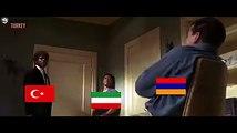 Turks vs Armenian & Russian - Pulp Fiction Version