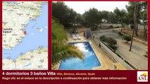 4 dormitorios 3 baños Villa se Vende en Villa, Benissa, Alicante, Spain
