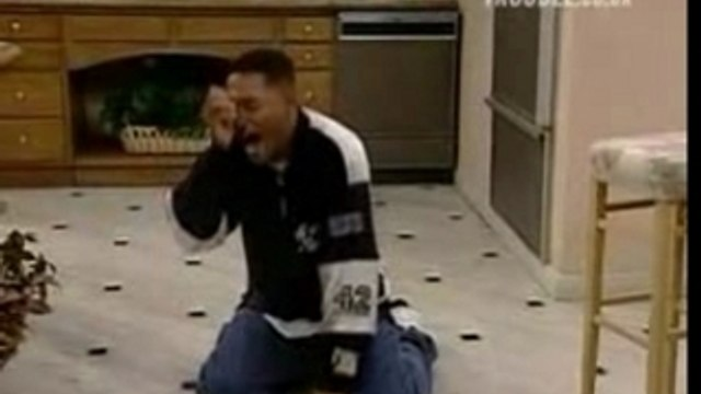 Fresh prince of bel-air overacting