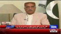 Corruption ka lafz meray liye Be-Ghairti k brabar hai : Khursheed Shah's response on Ch Nisar's statement