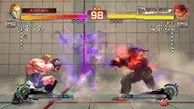 Ultra Street Fighter IV I know U know I know