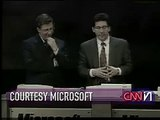 Windows 98 Bug with Bill Gates