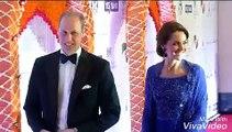 Soirée Bollywood ave le Prince William  et Kate Middelton
