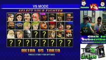 Fighters Megamix [Saturn] - Vidéo dailymotion