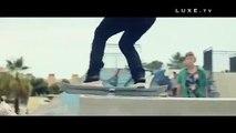 Espagne Barcelone Lexus Hoverboard video