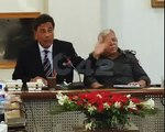 IG Khan Baig & CCPO Shafiq Gujjar Meeting With ASPs Pkg City42